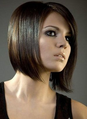 Hairstyles For 2013 Layered With Choppy Bangs | Long Bob Hairstyles 2013