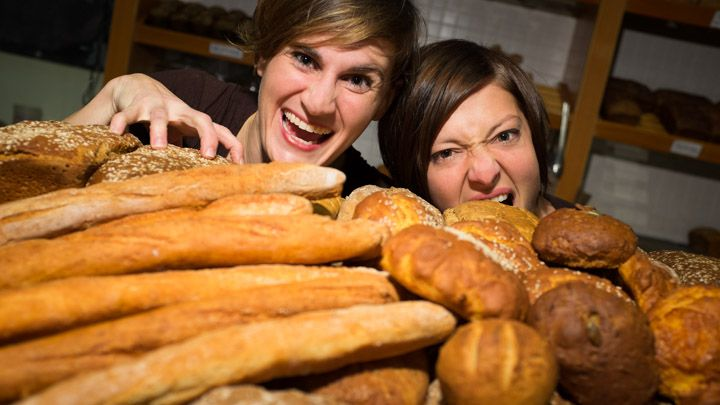 Crazy about creating beyond bread to fill a need - women loving what they do! Love in the food makes all the difference, story at....
