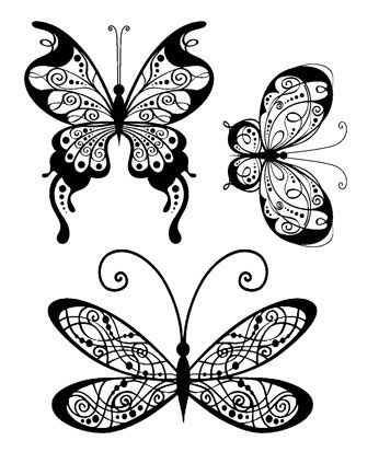 butterfly papillon mariposas vlinders wings gracefull amazing coloring pages colouring adult detailed advanced printable kleuren voor