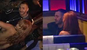Rihanna Dating Karim Benzema