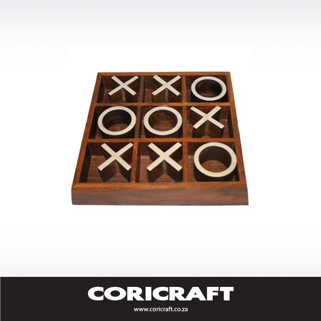 Join us in a game of naughts and crosses?