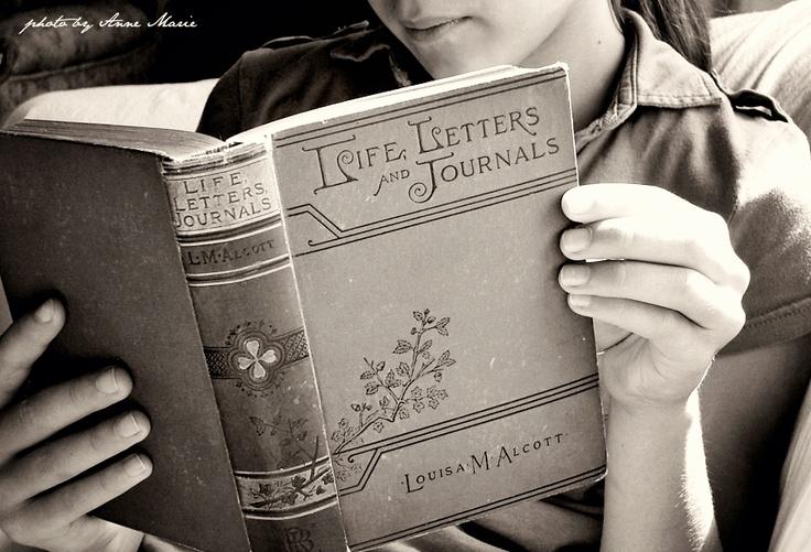 Louisa May Alcott  http://sunnydaypublishing.com/books/