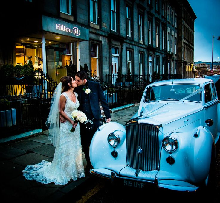 Gorgeous Wedding At Hilton Hotel Haymarket Edinburgh Scotland