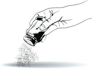 Необычные свойства поваренной соли
