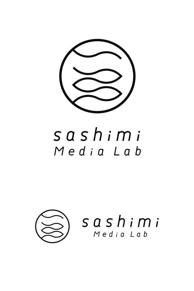 sashimi media lab branding