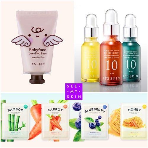Deutscher Onlineshop für koreanische Kosmetik unter www.seemyskin.de #SeeMySkin #KoreanischeKosmetik #KBeauty #KoreanischeHautpflege #KoreanSkincare