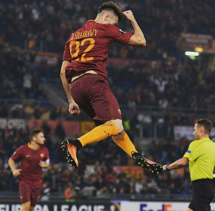El Shaarawy for Rome
