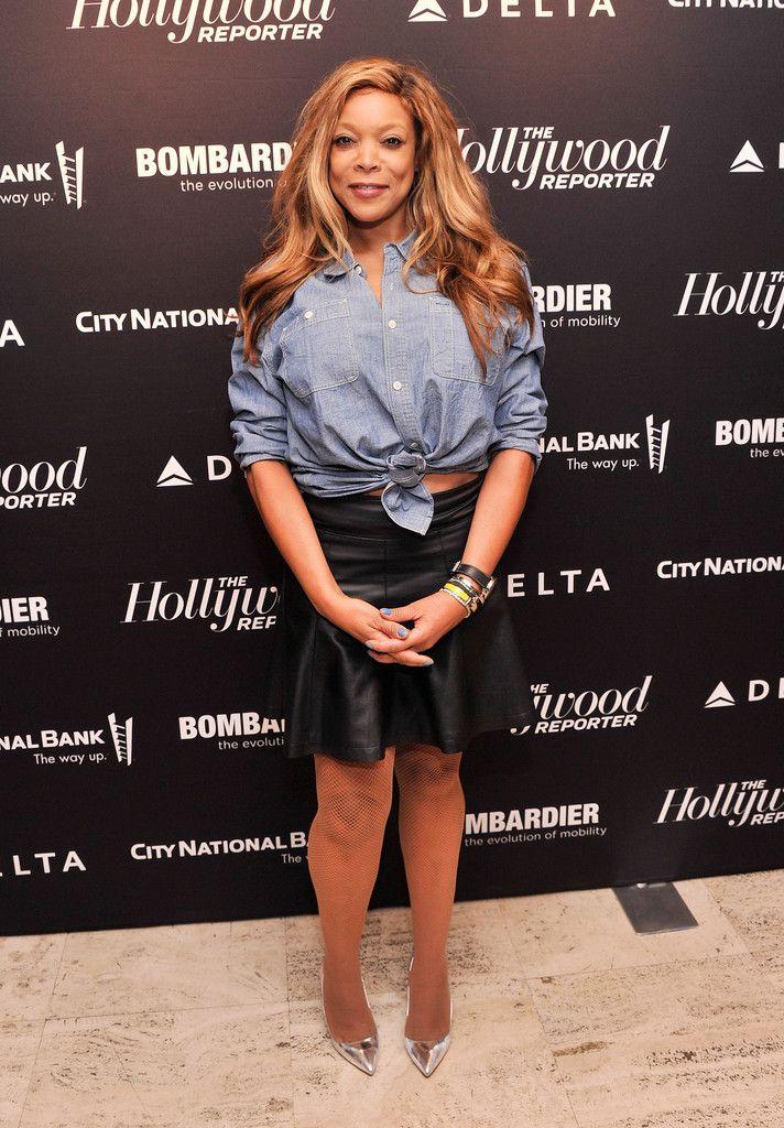 Wendy Williams Mini Skirt - Mini Skirt Lookbook - StyleBistro