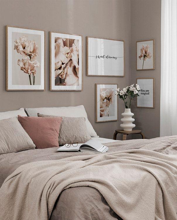 Billedvaeg I Sovevaerelse Indretning Og Plakater Til Sovevaerelset I 2020 Galleri Vaeg Boligindretning Billedvaeg