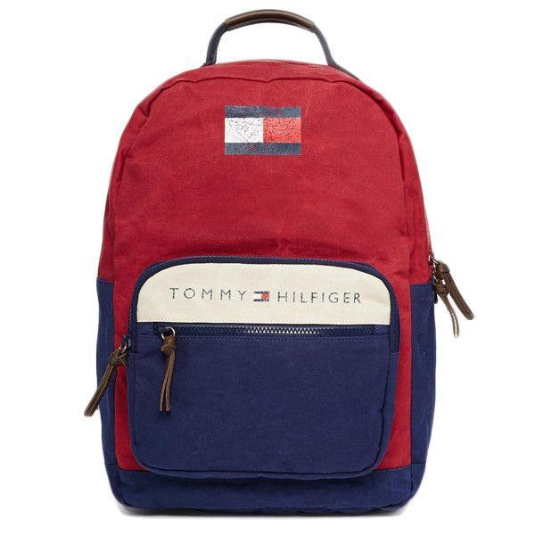 Tommy Hilfiger 90s Backpack                                                                                                                                                                                 Más