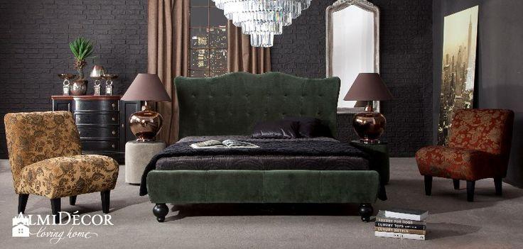 Zdjęcie: Sypialnia styl Glamour