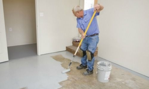 Tips for Installing Garage Floor Epoxy in Cold Weather | All Garage Floors