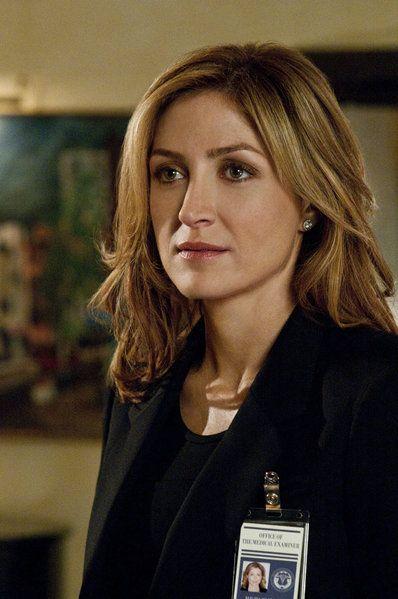 Sasha Alexander as Dr. Maura Isles