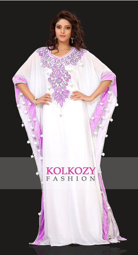 Hey, I found this really awesome Etsy listing at https://www.etsy.com/listing/235885369/arabic-kaftan-dress-dubai-party-wear