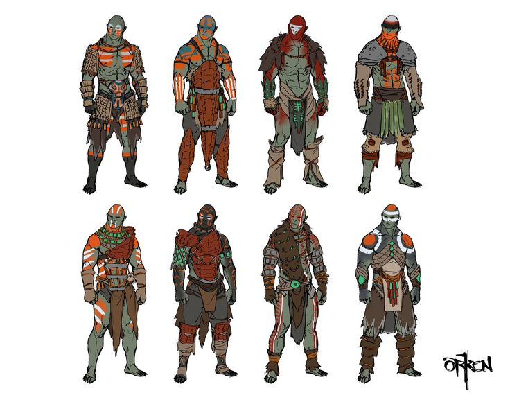 ORKEN concept art – 121 photos | VK