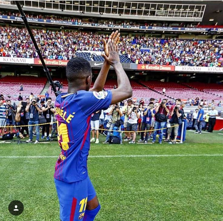 News: Ousmane Dembélé left BvB, he joined FC Barcelona instead, I don't know if I should be happy or sad because I like both teams. I'm kinda happy for him because playing for Barça have always been his dream since childhood and here he is.  People join and leave clubs and we can't stop it. Let's just wish Dembélé good luck on Camp Nou and let's hope that he will do great and the team will win some important trophies this year. FORÇA BARÇA, MES QUE UN CLUB ❤️