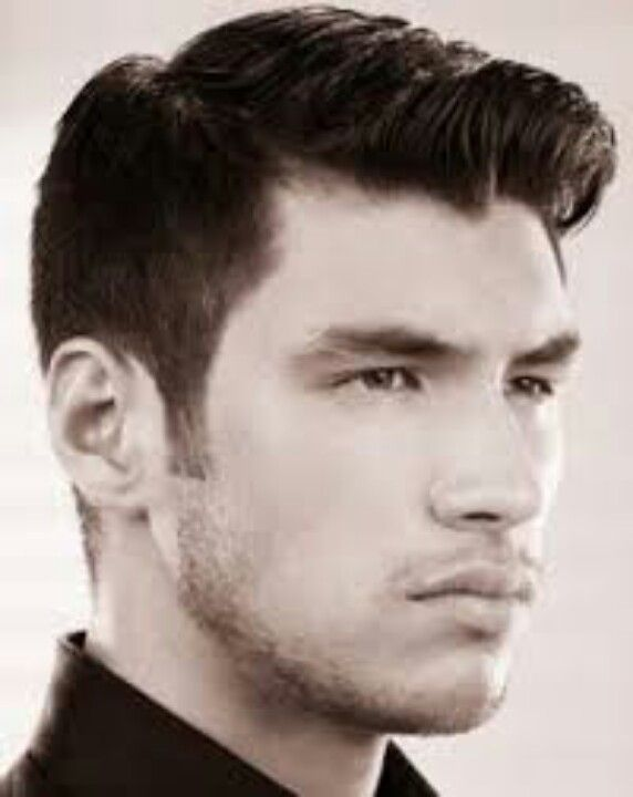 Best Mens Hair Images On Pinterest Creative Hairstyles - Simple hairstyle in boy