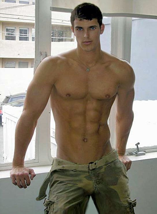 Hot military hunks-6899