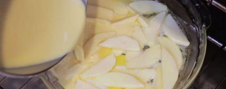 Cover Image - Apple Puffed Pancake Recipe