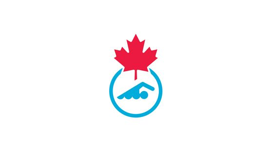 Swimming Canada governing body of sport brand logo designed by Hulse & Durrell.