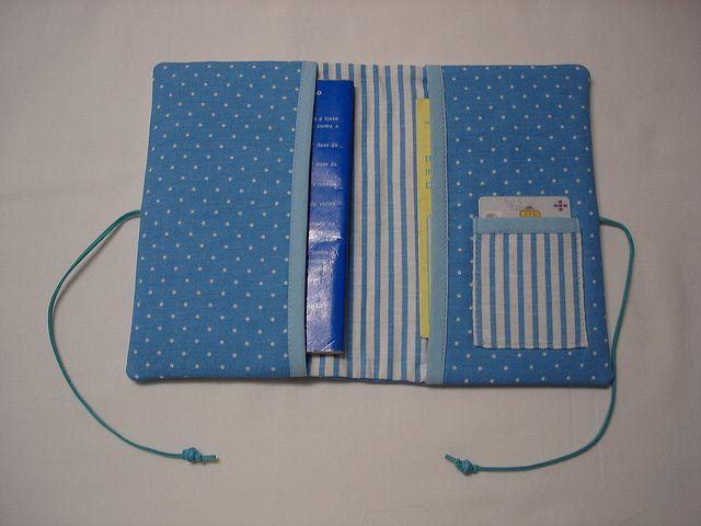 Porta-documentos do bebé   por Gracinhas artesanato
