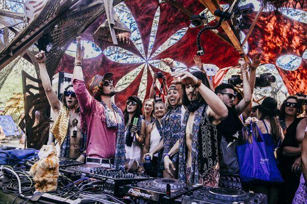 Весенний фестиваль Desert Hearts 2015