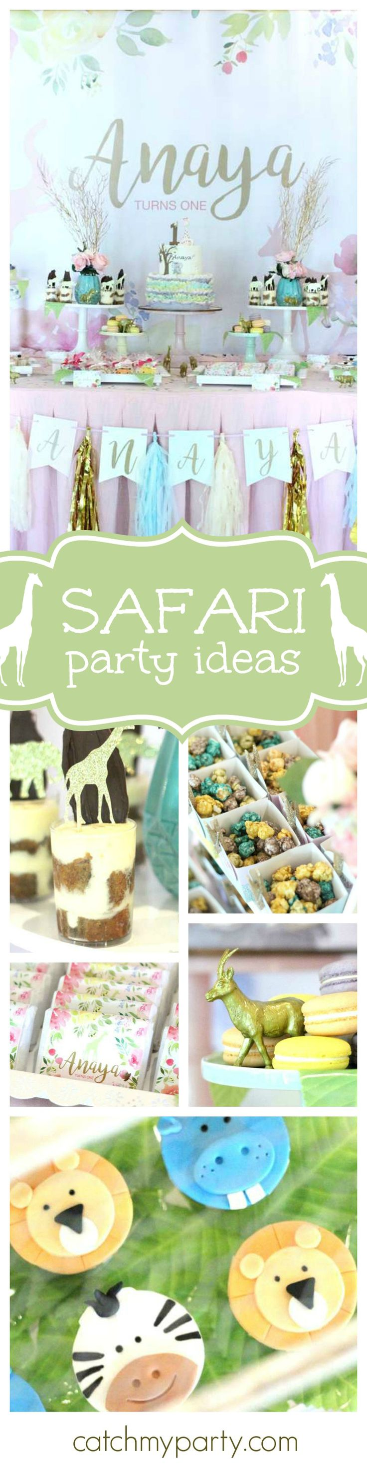decor bunting soiree the style diy safari free first party source printables our jungle to birthday welcome list is decorations this bliss