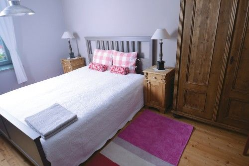 A Molnármester apartman szülői hálója / Parents' bedroom in Miller's Home #homedecor #vintage