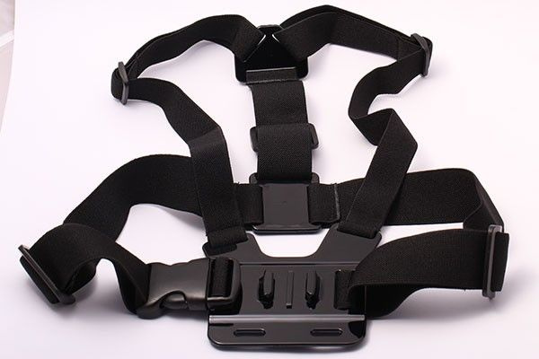 GoPro Chest Mount Harness Compatible