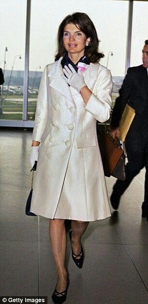 Mrs. Jacqueline Bouvier Kennedy Onassis