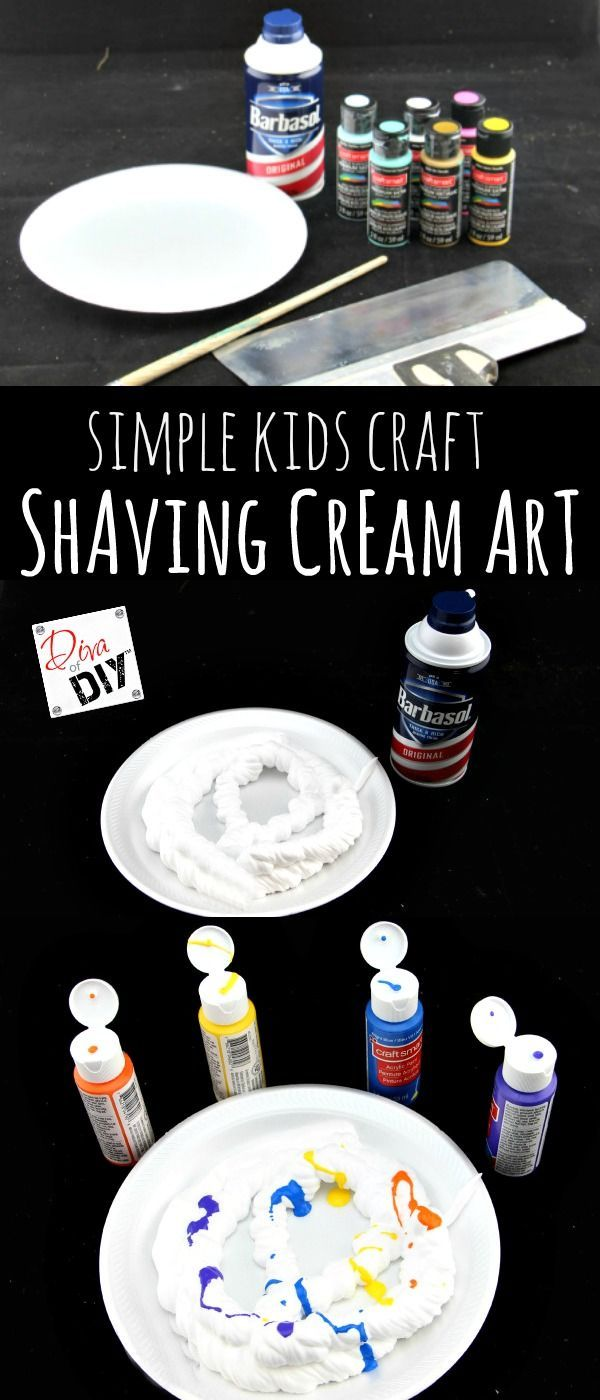 Shaving Cream Art is the perfect simple craft for kids and adults alike! The patterned paper is perfect for making your own cards or quotes! Quick and Easy!