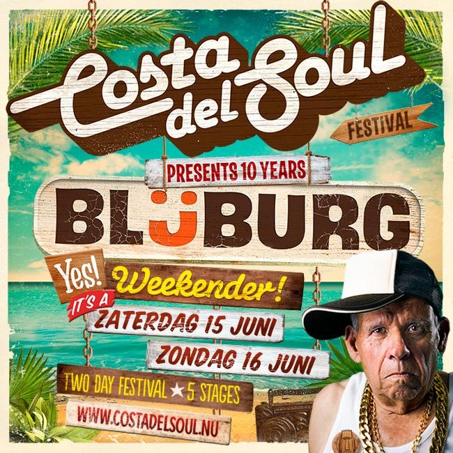 3voor12 - 12:47 Costa Del Soul viert tienjarig jubileum en definitieve vergunning met weekender