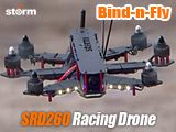 STORM Racing Drone (BNF / SRD260)