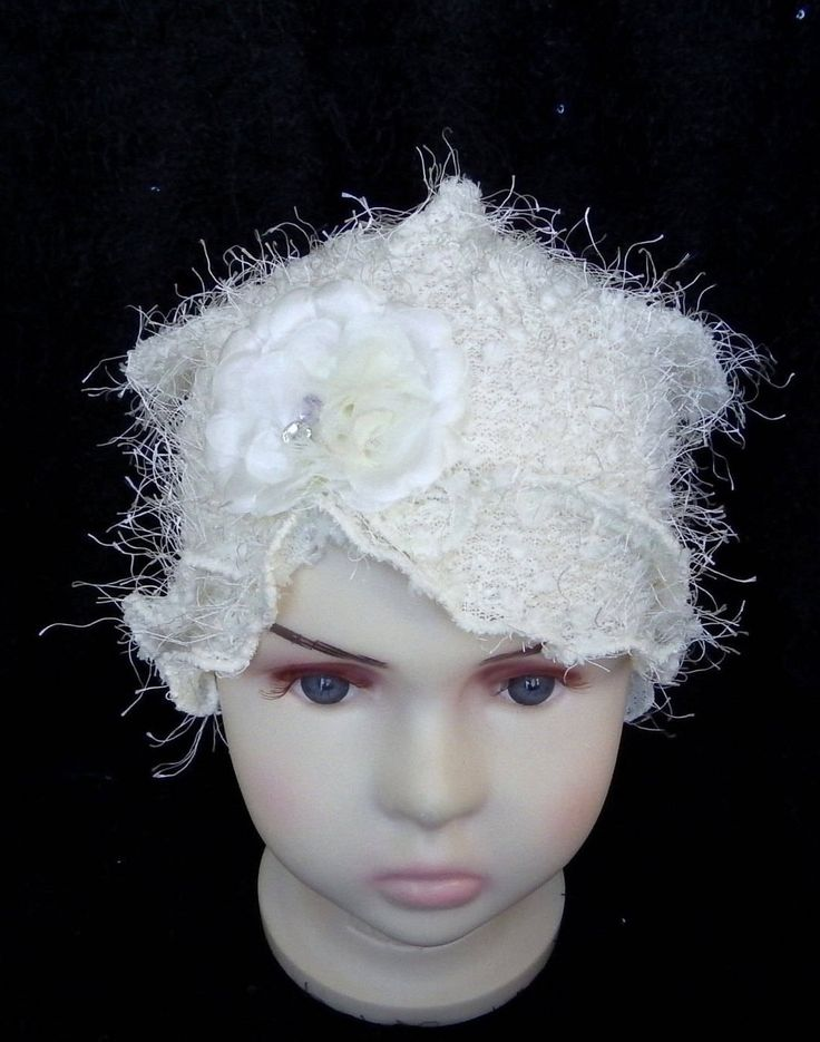 Kids chemo headwear,chemo hats,cancer hats,chemo bonnet, berets Chapeau chimio enfants,bonnet chimio, couvre tête  by BleukaktusHats on Etsy