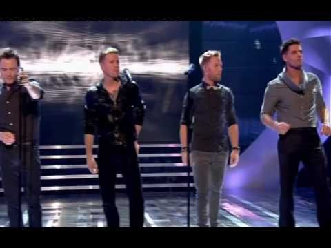 Westlife & Boyzone 'No Matter What' Live HD