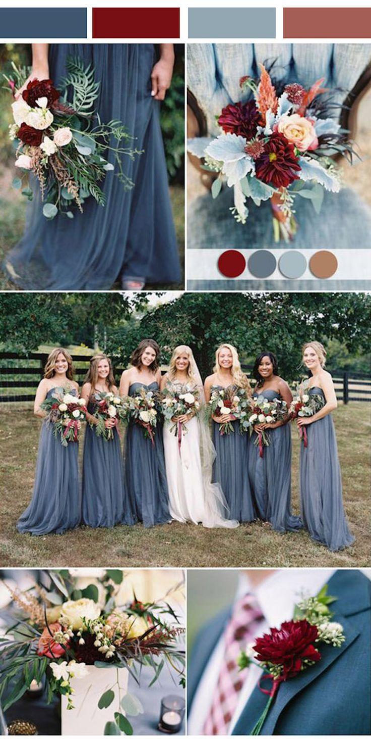 Wedding colors 2019