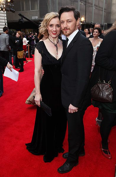 Anne-Marie Duff and James McAvoy...I love them together!!