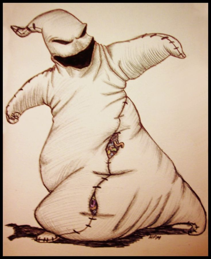 The Oogie Boogie Man by ~Super-Pleb on deviantART