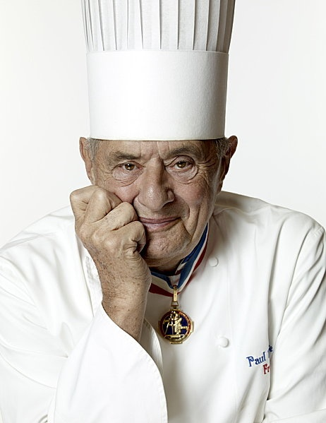 """Paul Bocuse b. 1926...called the """"most important chef in history""""...the Bocuse Restaurant opened this month at the Culinary Institute in America"""