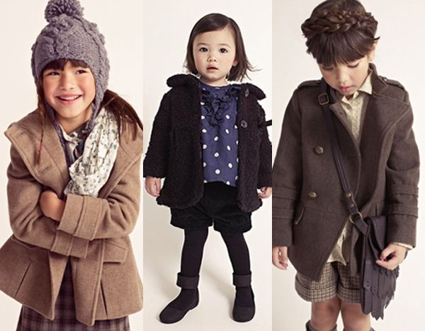 Nothing cuter than hats on lil ones!! I think all 3 of these looks are  yay!! =)
