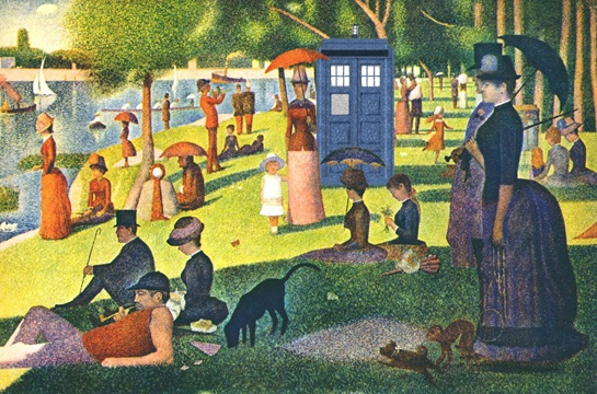The Doctor in the Park