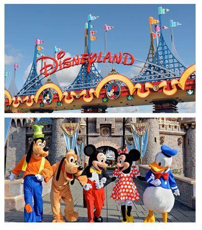 2 Round-Trip Plane Tickets   2 Disney Park Tickets only $139 ($1000  value)