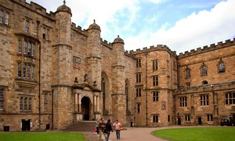 University College at Durham University in Durham, England: where I will be attending graduate school beginning in October 2012