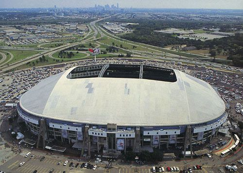 Texas Stadium, Irving, TX too bad it's gone, I'd love to have gone there