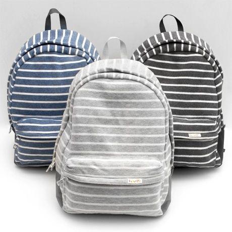 Fashion Friday: Mamas Wear Backpacks Too!