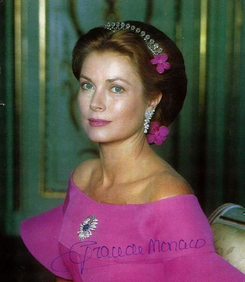 royaltydaily:  Princess Grace