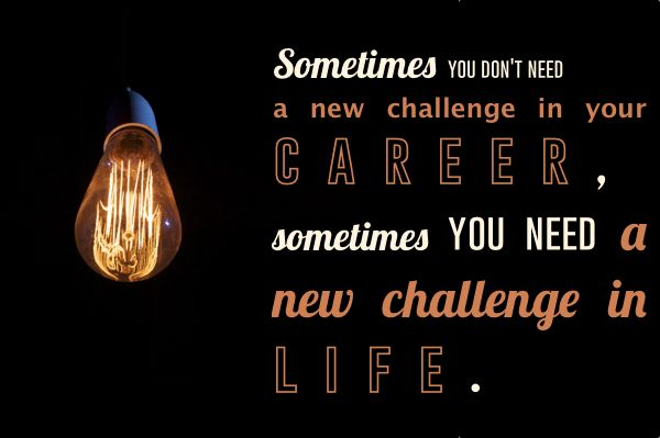 Are you wondering what to do next in your #career?