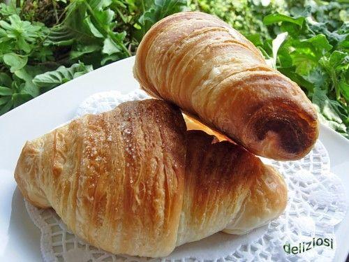 Cornetti/croissant con ......... lievito liquido - Archivi - Cookaround forum