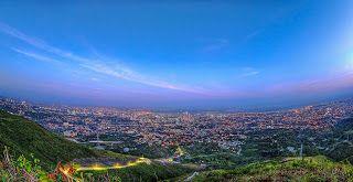 house and lot cebu city: model A monterrazas de cebu grand overlooking hous...