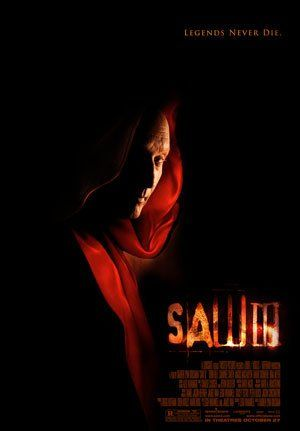 Saw III -- Jigsaw kidnaps a doctor to keep him alive while he watches his new apprentice put an unlucky citizen through a brutal test.♥♥♥